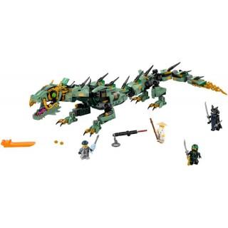 LEGO Ninjago - Robotický drak Zeleného nindži