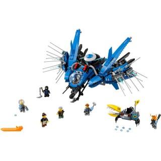 LEGO Ninjago - Blesková stíhačka