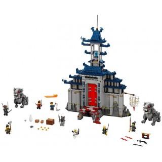 LEGO Ninjago - Chrám nejmocnější zbraně