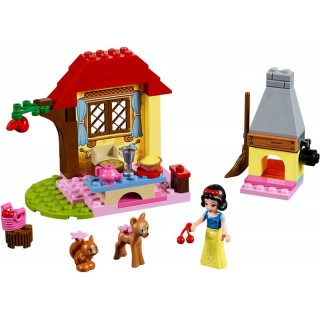 LEGO Juniors - Sněhurčina chaloupka v lese