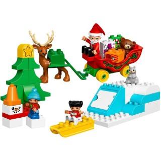 LEGO DUPLO - Santovy Vánoce