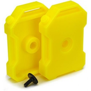 Traxxas: Kanistr žlutý (2)