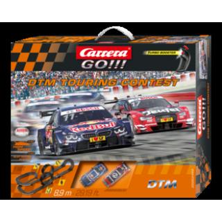 Autodráha Carrera GO 62423 DTM Touring Contest