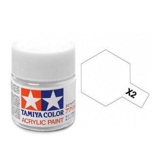 Tamiya Color X-1 Black gloss 23ml