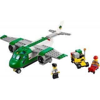 LEGO City Letiště - nákladní letadlo