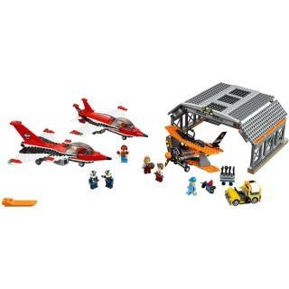 LEGO City Letiště - letecká show