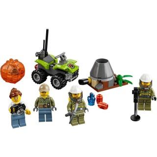 LEGO City Sopečtí průzkumníci - Sopečná startovací sada