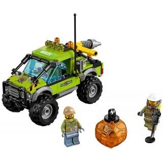 LEGO City Sopečtí průzkumníci - Sopečné průzkumné vozidlo