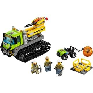 LEGO City Sopečtí průzkumníci - Sopečná rolba