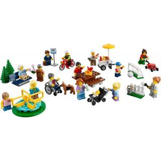 LEGO City Město - Zábava v parku - lidé z města