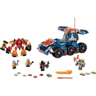 LEGO Nexo Knights - Axlův věžový transportér