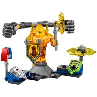 LEGO Nexo Knights - Úžasný Axl