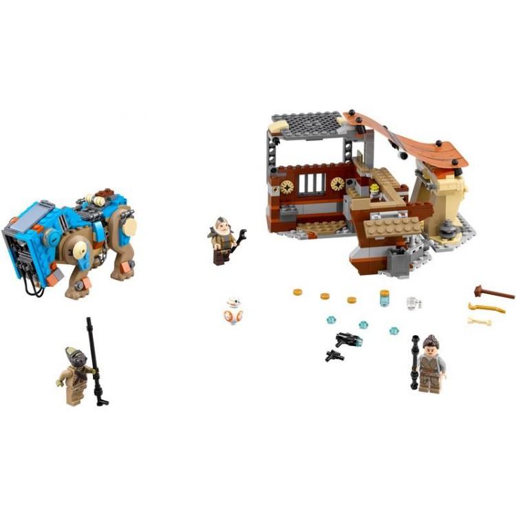 LEGO Star Wars TM - Encounter on Jakku (Setkání na Jakku)