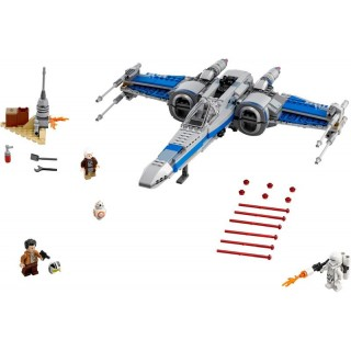 LEGO Star Wars TM - Resistance X-wing Fighter™ (Stíhačka X-wing Odporu)