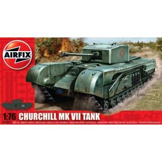 Classic Kit tank A01304 - Churchill MkVII (1:76)