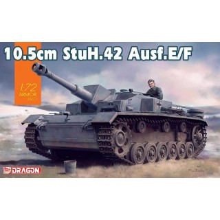 Model Kit tank 7561 - 10.5cm StuH.42 Ausf.E/F (1:72)