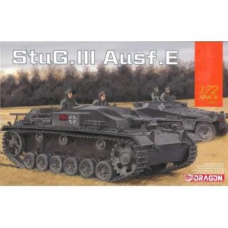 Model Kit tank 7562 - StuG.III Ausf.E (1:72)