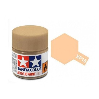 Tamiya Color XF-15 Flat Flesh 10ml