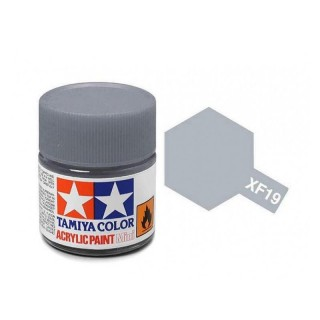 Tamiya Color XF-19 Flat Sky Grey 10ml