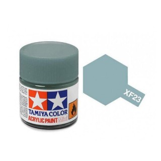 Tamiya Color XF-23 Flat Light Blue 10ml