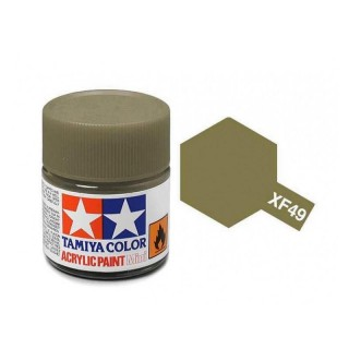 Tamiya Color XF-49 Flat Khaki 10ml