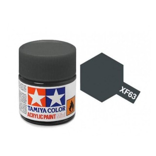 Tamiya Color XF-63 Flat German Grey 10ml