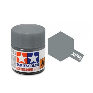 Tamiya Color XF-66 Flat Light Grey 10ml