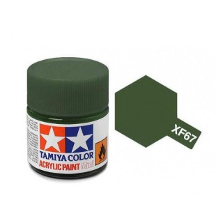 Tamiya Color XF-67 Flat NATO Green 10ml