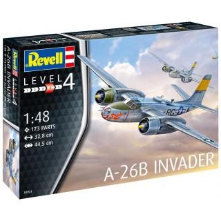 Plastic ModelKit letadlo 03921 - A-26B Invader (1:48)