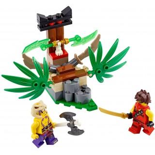 LEGO Ninjago -Past v džungli