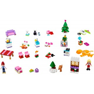 LEGO Friends - LEGO® Friends Adventní kalendář 2014
