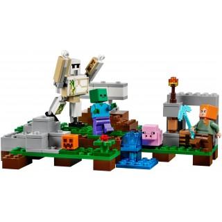 LEGO Minecraft - Železný golem