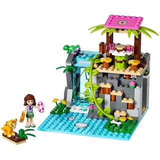 LEGO Friends - Záchrana u vodopádů v džungli