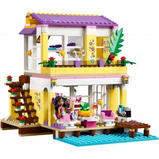 LEGO Friends - Plážový domek Stephanie