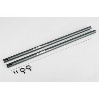Ocasní trubka pro T-REX 600