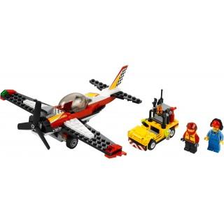 LEGO City - Kaskadérské letadlo