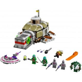 LEGO Ninja Turtles TM - Želví podmořská honička