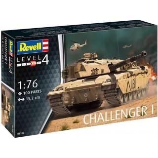 Plastic ModelKit tank 03308 - Challenger (1:76)