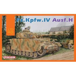 Model Kit tank 7551 - Pz.Kpfw.IV Ausf.H (1:72)