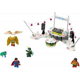 LEGO Batman Movie - Výroční oslava Ligy spravedlivých