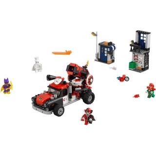 LEGO Batman Movie - Harley Quinn™ a útok dělovou koulí