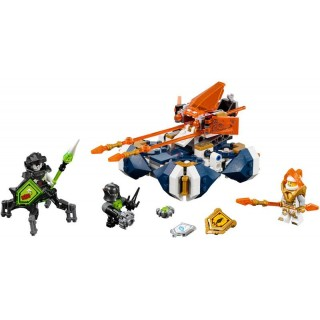LEGO Nexo Knights - Lanceův vznášející se turnajový vůz