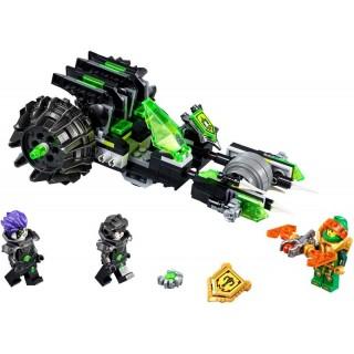 LEGO Nexo Knights - Dvojkontaminátor