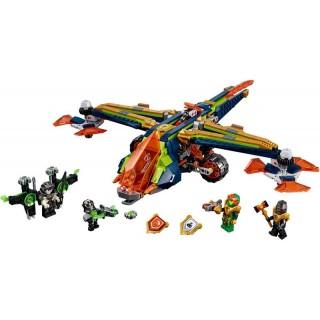 LEGO Nexo Knights - Aaronův samostříl