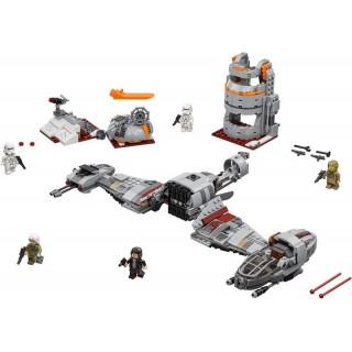 LEGO Star Wars - Obrana planety Crait