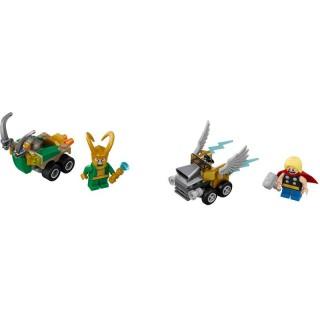 LEGO Super Heroes - Mighty Micros: Thor vs. Loki