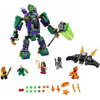 LEGO Super Heroes - Lex Luthor ™ a zničení robota