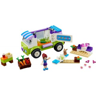 LEGO Juniors - Mia a trh s biopotravinami