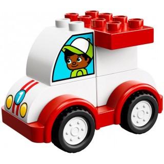 LEGO DUPLO - Moje první závodní auto