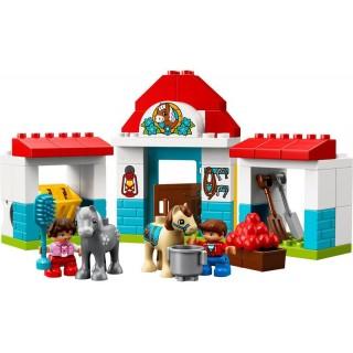 LEGO DUPLO - Stáje pro poníka